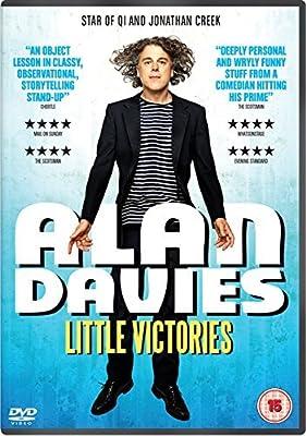 Alan Davies - Little Victories [DVD] [UK Import]