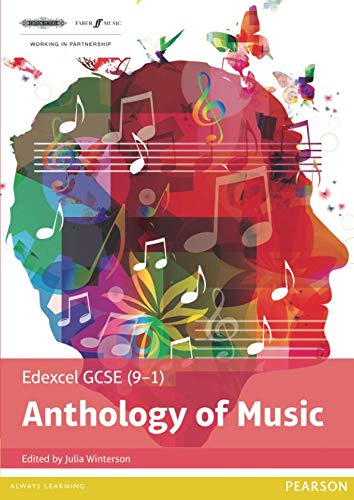 Edexcel GCSE (9-1) Anthology of Music (Edexcel GCSE Music 2016) por Julia Winterson