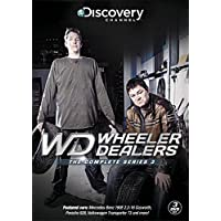 Wheeler Dealers: Series 3 [DVD] [UK Import]