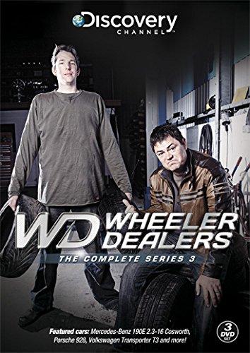Wheeler Dealers: Series 3 [DVD] [UK Import]