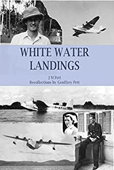 White Water Landings: A view of the Imperial Airways Africa service from the ground by [Pett, J M]