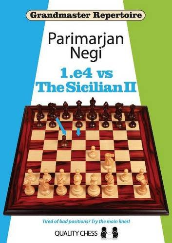 1.e4 vs the Sicilian II (Grandmaster Repertoire) por Parimarjan Negi
