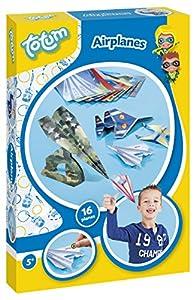 Totum - CREA Aviones de Papel (029583)