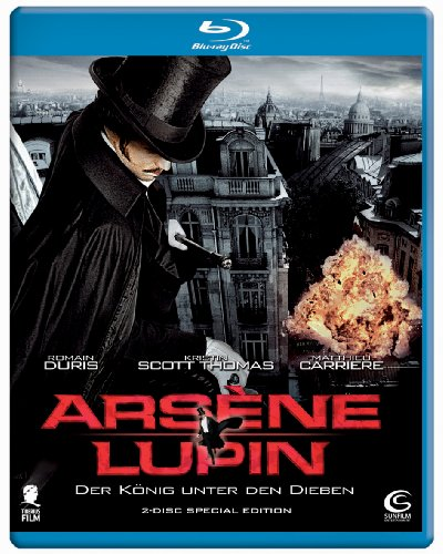 Arsene Lupin (2-Disc Special Edition) [Blu-ray]