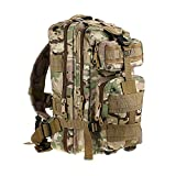 Best Military Backpacks - Tactical Backpack Trekking Bag Army Molle 3 Day Review
