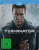 Terminator: Genisys 3D - Blu-ray 3D + 2D / Steelbook (Blu-ray)
