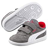 Puma Unisex Kids' Icra Trainer Sd V Ps Low-Top Sneakers