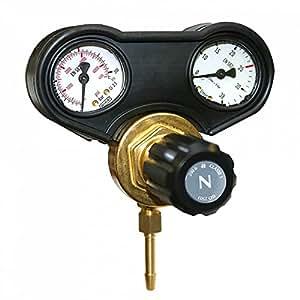 GYS Réducteur de pression–2Manomètre (30L/min)–La France, 1pièce, 041622