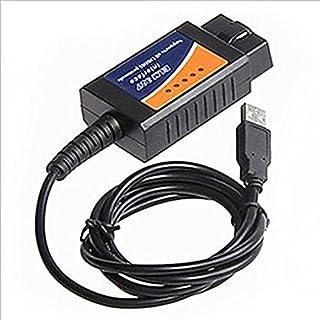 Linien automatischen Fehlerdiagnosegerät elm327 obd2 Fahr Computer USB-Kabel