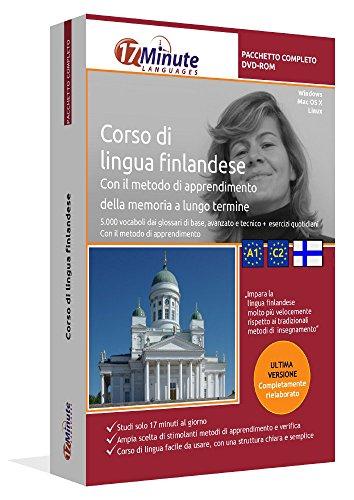 Corso di Finlandese (PACCHETTO COMPLETO): Software di apprendimento su DVD