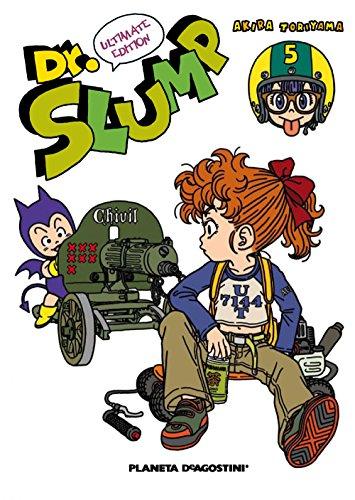 Dr. Slump nº 05/15 (Manga Shonen) por Akira Toriyama