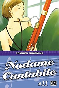 Nodame Cantabile Edition simple Tome 11