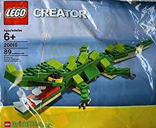 LEGO Creator 20015: BrickMaster KROKODIL (Beutel) - 89-tlg (B003KPB6DM) | Amazon price tracker / tracking, Amazon price history charts, Amazon price watches, Amazon price drop alerts
