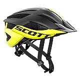 Scott Arx MTB Fahrrad Helm gelb/schwarz 2019: Größe: M (55-59cm)