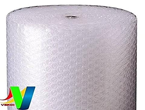 Great Value Economy Small Bubble Wrap 600mm X 10 Meter