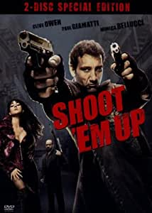 Shoot` em Up - Limited Special Edition (2 DVDs im Steelbook)