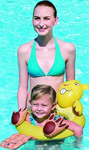 Bestway Schwimmring Biber Schwimmhilfe Schwimmreifen Ba… | 04251017927279