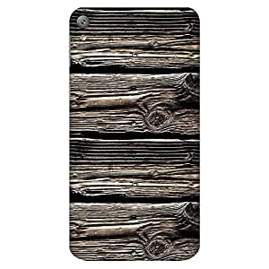 Bhishoom Designer Printed Back Case Cover for Sony Xperia E5 Dual :: Sony Xperia E5 (Wooden :: Wood :: Rugged :: Stripes :: Texture)