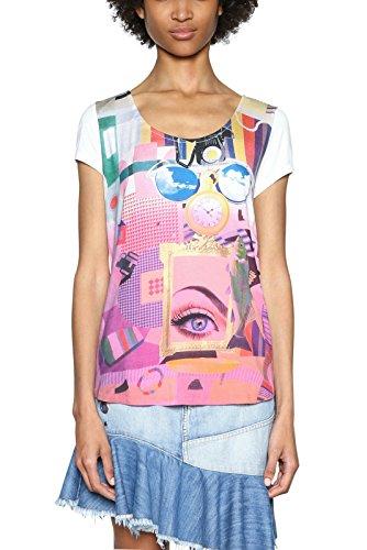 Desigual Women's Celestine Tshirt Top