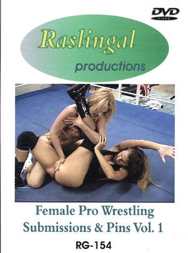 Raslingal - RG154 - Female Pro Wrestling Submissions & Pins Vol.I