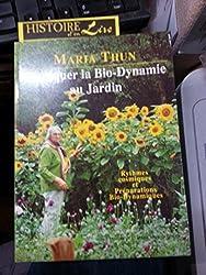 Pratiquer la bio-dynamie au jardin Rythmes cosmiques et préparations bio-dynamiques 1995