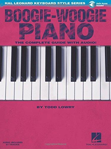Hal Leonard Keyboard Style Series