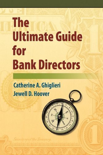 The Ultimate Guide for Bank Directors by Jewell Hoover (2011-01-06)