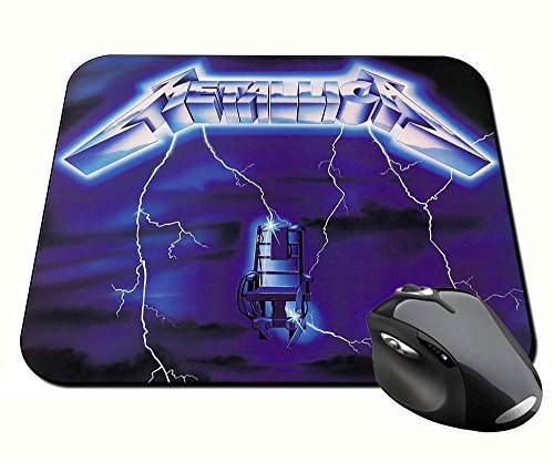Preisvergleich Produktbild Metallica Ride The Lightning Mauspad Mousepad PC