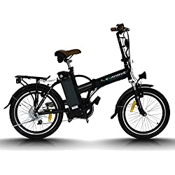 "Bicicleta eléctrica Egarbike PL-CITY Lifepo4 36V 10ah Plegagle 20"""