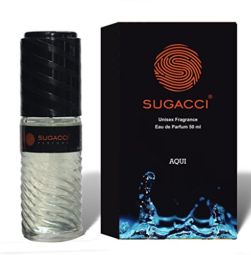 Sugacci Aqui Eau De Parfum For Unisex - 50 Ml