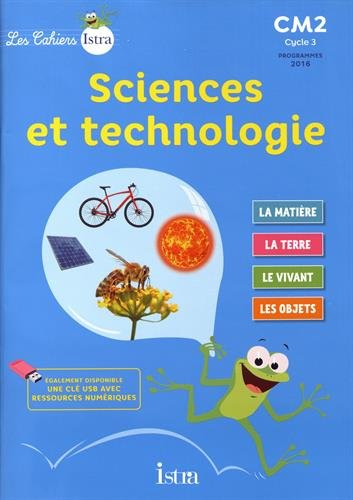 Sciences et technologie CM2