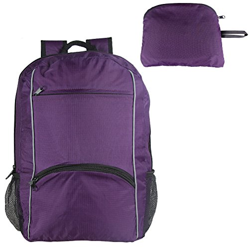 teamoy-foldable-sports-backpack-pe-bag-outdoor-travel-sack-pack-with-wide-straps-zipper-closure-ligh