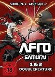 Afro Samurai 1 & 2 - Doublefeature [2 DVDs] - Samuel L. Jackson, Yasuyuki Muto, Takashi Okazaki, Leo Chu, Kelly Hu