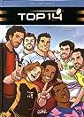 TOP 14, tome 4 : Au pays des Blossoms et des Boks par Ferré