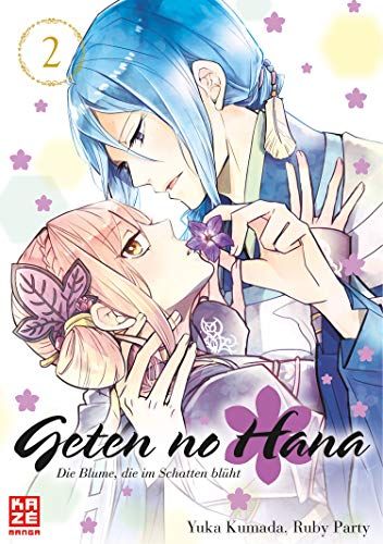 Geten no Hana 02: Die Blume, die im Schatten blüht