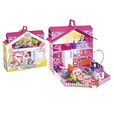 Barriguitas - Casa Con Asa. (Famosa) 700007691 de Famosa
