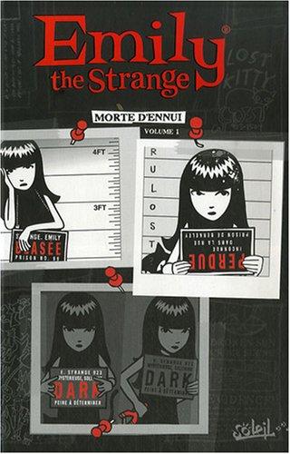 Emily the Strange - BD, Tome 1 : Morte d'ennui