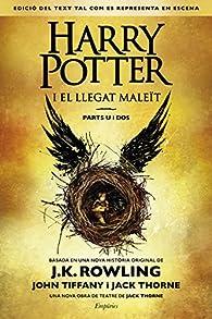 Harry Potter i el llegat maleït: Parts u i dos par J.K. Rowling