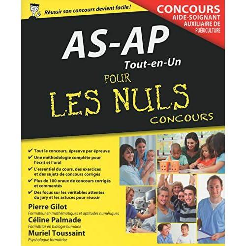 AS-AP Tout en Un pour les Nuls Concours