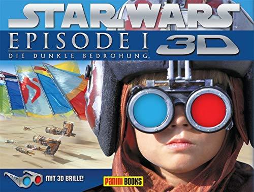 Star Wars - Episode I: Die dunkle Bedrohung 3D (mit 3D-Brille)