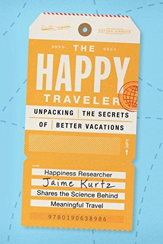 Happy Traveler P por Jaime L. Kurtz