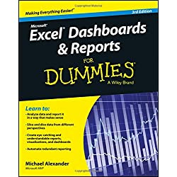 Excel Dashboards and Reports For Dummies