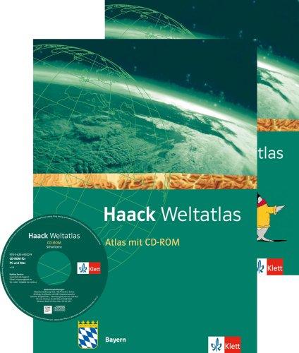 Haack Weltatlas für die Sekundarstufe I / Ausgabe für Bayern