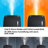 TaoTronics Luftbefeuchter