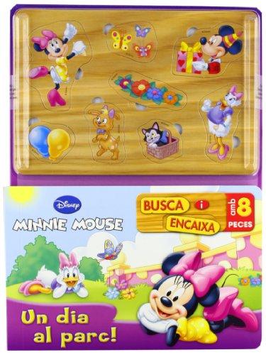 Minnie Mouse. Un Dia Al Parc! (Disney)