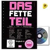Das Fette supplémentaire avec DVD Guitare pour débutant sans Notes-Lead Sheet Collection von Oldies, Evergreens et Top-Hits-9783938993002