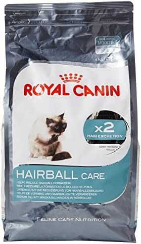 Royal Canin : Croquettes Intense Hairball 34: 4kg