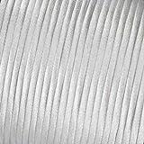 Flechtkordel-Satin Kumihimo 2,0mm 1 Pack = 6 Meter weiss