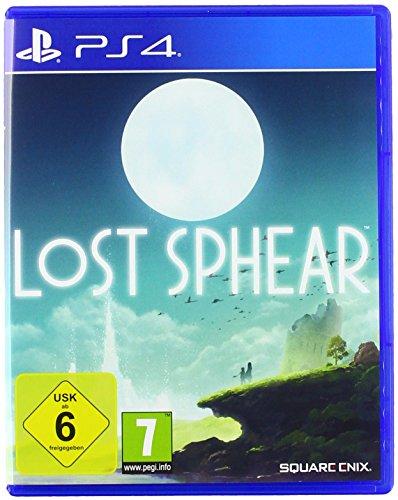 Lost Sphear [Playstation 4]