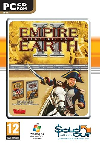 Empire Earth 2 - Gold Edition (PC DVD) [import anglais]